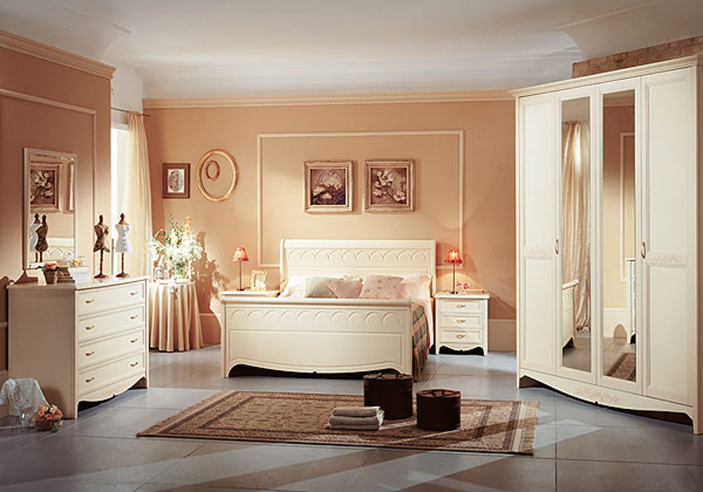 Arredamenti danieli luciano borgia catanzaro - Camere da letto stile classico ...